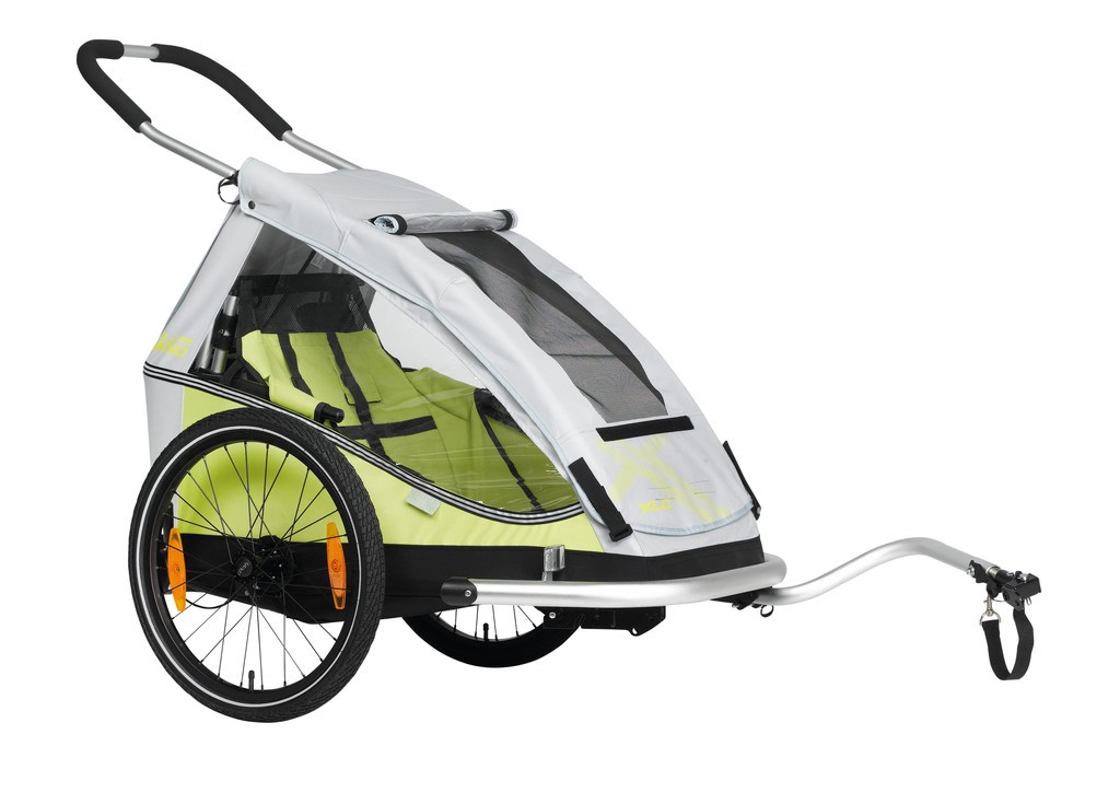Child's bicycle trailer XLC Mono 8teen BS-C08