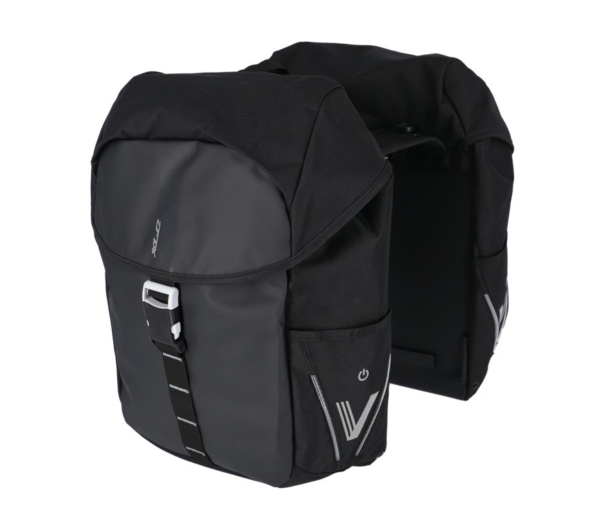 Doppelpacktasche V-Light Active MIK BA-S108