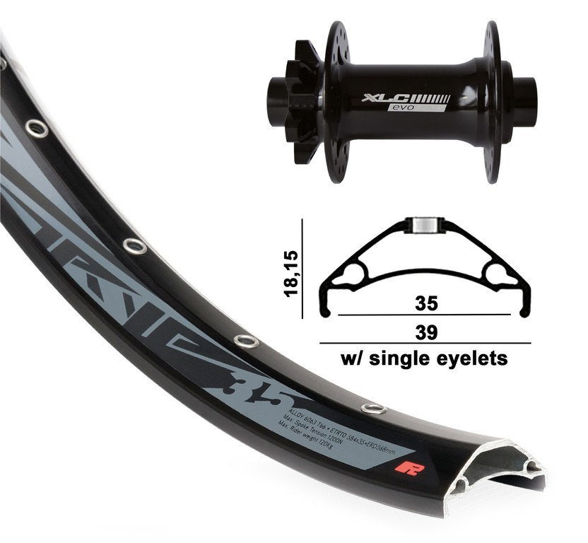 Front wheel FW-A03