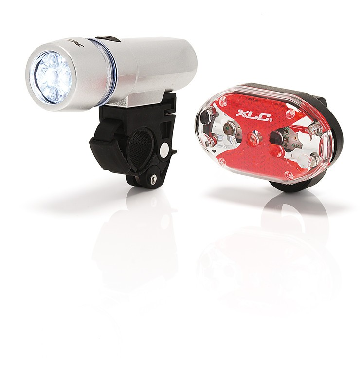 Set de luces led de seguridad con pila Triton / Thebe CL-S03