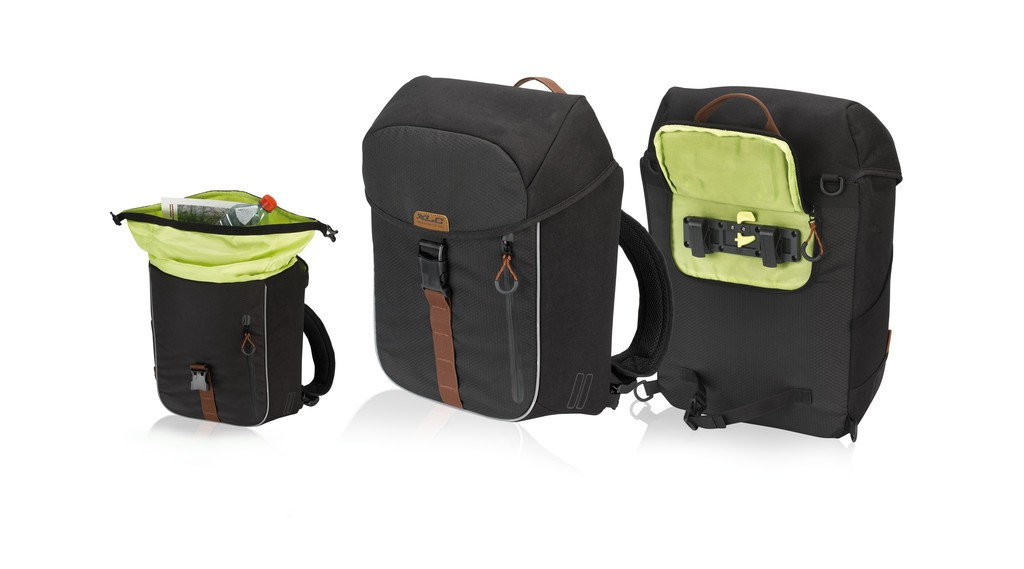Single pack bag with backpack function BA-W31